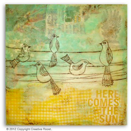 Here Comes the Sun Artwork